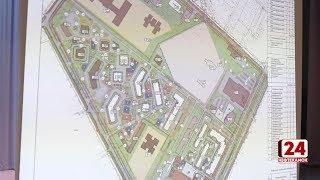 В новом микрорайоне запроектировали школу и детские сады