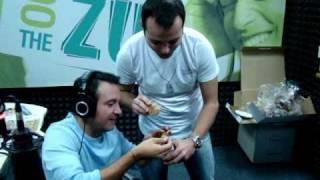 Ziua lui Mihai Morar la Radio ZU (14 oct. 2010)