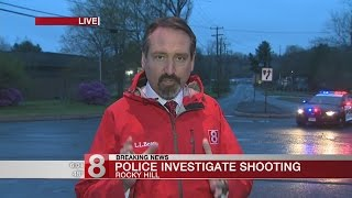 Major Crime detectives investigate Rocky Hill shooting
