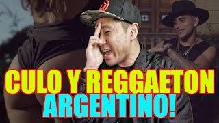 Reggaeton de Argentina El Villano y su novio anterior Reaccion Coreano Loco