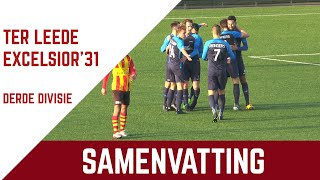 Screenshot van video Samenvatting Ter Leede - Excelsior'31