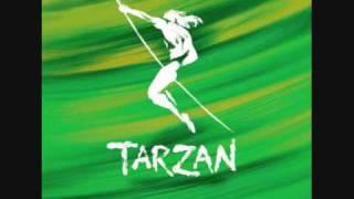 Phil Collins - Tarzan - 10. The Gorillas (instrumental)