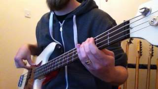 Rick Springfield - Jessie's Girl Bass Guitar Cover