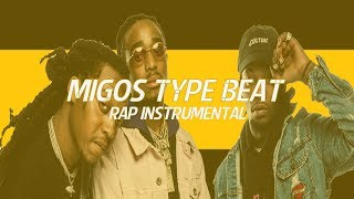 Migos Type Beat Rap Instrumental | Beats By SPG