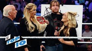 WWE Top 10 mejores momentos de Smackdown (28-04-2016)