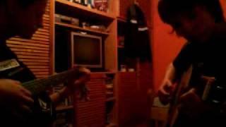 Bikini- Közeli helyeken _acoustic guitar cover by Sajó™ & Moody™