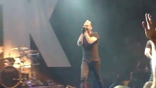 Thousand Foot Krutch - War Of Change (Live in Moscow 20.03.2016)