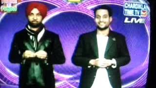 Anchor Aman - Phone ka Funda(live) with HARJEET HARMAN - MAsti All time