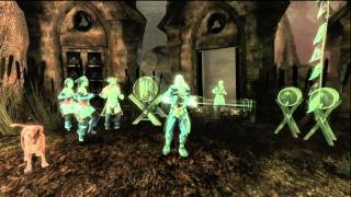 Fable 3 Ghost Party!