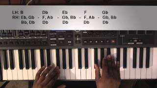 Piano Lesson | Ne-Yo | When You're Mad