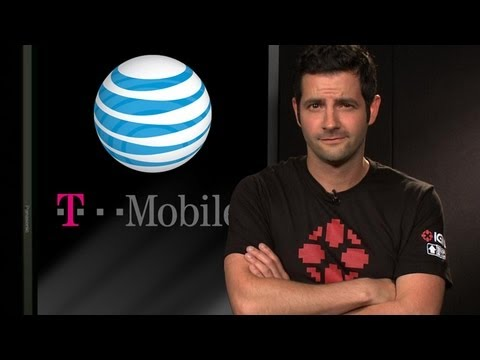 US vs. AT&T / T-Mobile, Uncharted Duel Pack, & Sony's 3D Headset - IGN Daily Fix 08.31.11