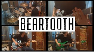 Always Dead - Beartooth (Instrumental Cover)