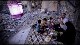 Hardest Ramadan for Syrian and Palestinian Refugees width=