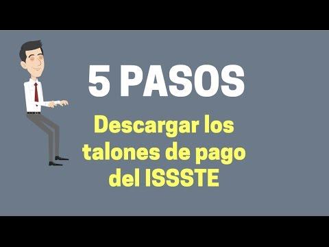 Realizaremos un tutorial paso a paso de como descargar los talones de pago del ISSSTE desde los servicios en línea en el 2016.  También les ofrecemos una lista de los códigos de deudo del ISSSTE para que puedan obtenerlo de manera rápida y sencilla.