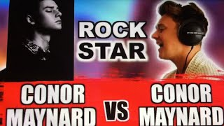 Conor Maynard - Rockstar (SING OFF vs. Conor Maynard)