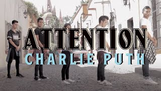 Charlie Puth - ATTENTION (cover) Andrea Torres