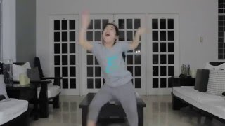 how I dance when i'm alone.
