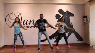 ZUMBA CHOREOGRAPHY ON KISS THE SKY