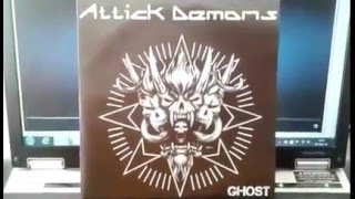 Attick Demons - Lets Raise Hell (NEW SONG)
