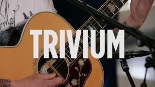 "Trivium ""Black Hole Sun"" Soundgarden cover Live @ SiriusXM // Octane"