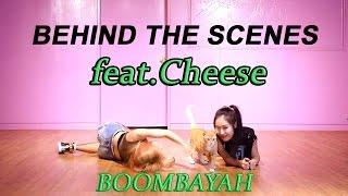 BLACKPINK BOOMBAYAH 붐바야 BEHIND THE SCENES WAVEYA feat.Cheese