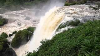 Cataratas del Monday, Alto Parana, Paraguay