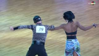 Giacomo Lazzarini - Roberta Benedetti | F Jive | World Open Minsk 2017