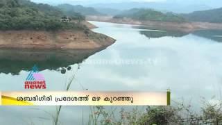 Water level in Sabarigiri drops: ശബരി ഗിരിയിൽ ജലനിരപ്പ് കുറയുന്നു