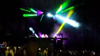 SLVR (steve angello) - Wolfpack @ Dimitri Vegas & Like Mike Caracas LIVE