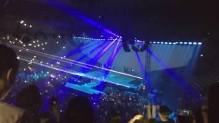 Ariana Grande - Break Free Live @ Roma Palalottoma 15/06/2017