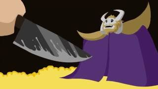Undertale (AMV Animation) - Horrible Kids