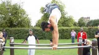 Sensei (Barsparta) Primrose Hill Workout Park