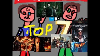 nerds herois-top 7 filmes de ação