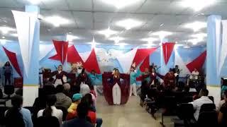 Fiel toda vida/louvor  de Jó . Coreografia Guerreiras de Cristo
