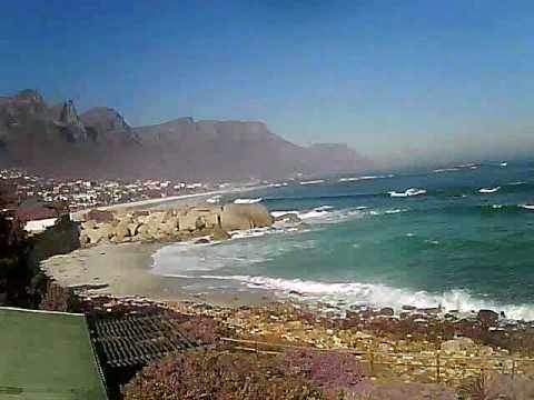 Timelapse Video – Glen Beach & Camps Bay – 20/07/2010