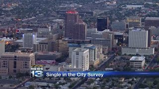 Study: Albuquerque ranks low as a city for singles