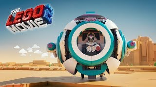 Sweet Mayhem's Systar Starship! - THE LEGO MOVIE 2 - 70830 Product Animation
