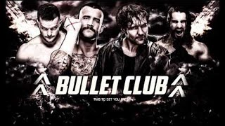 WWE ➤ New Bullet Club ➤Custom Titantron ➤ HD