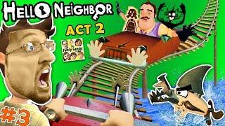 Download video: HELLO NEIGHBOR MOBILE - ACT 2 - Gameplay Walkthrough