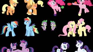 Mlp-apples to the core-colt version