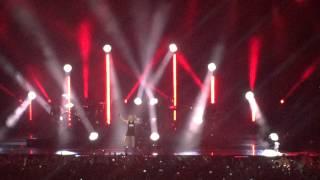 Jessie J Burnin Up Live SweetTalker Tour Lisbon, Lisboa, Portugal Meo Arena 14-06-2015