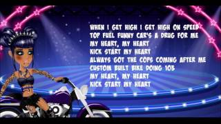 Gofian Kickstart my heart - Nightcore