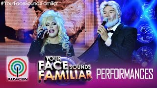 "YFSF Duet: Jay R & Karla Estrada as Kenny Rogers & Dolly Parton - ""Islands In The Stream"""