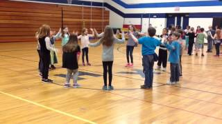Circle Dance for Elementary Students