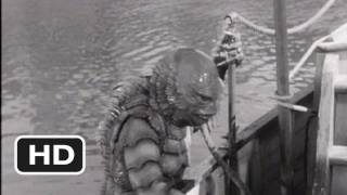Creature from the Black Lagoon Official Trailer #3 - (1954) HD