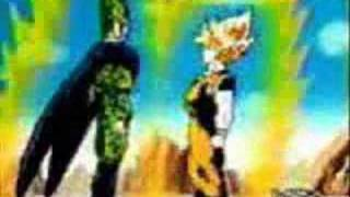 Dragon Ball Z - Goku vs. Cell