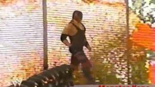 Kane Entrance Wrestlemania 19