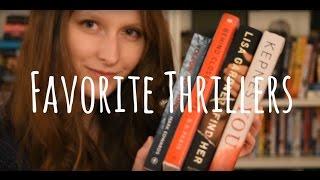 Four Best Thriller/Suspense Reads from 2016