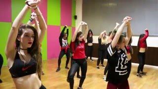 Policeman (Eva Simons Feat. Konshens) - Ari Dance Choreography - Hip Hop III