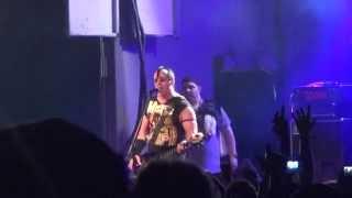 Misfits - Descending Angel Live Amnesia Rockfest 2014